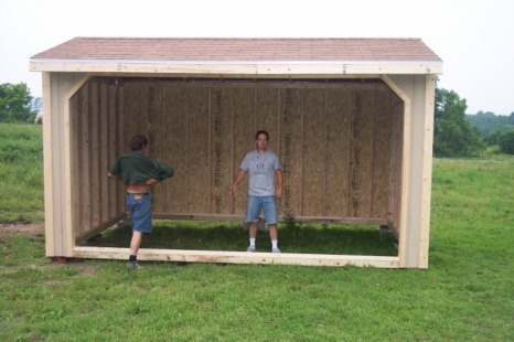 10x16 shelter $1600