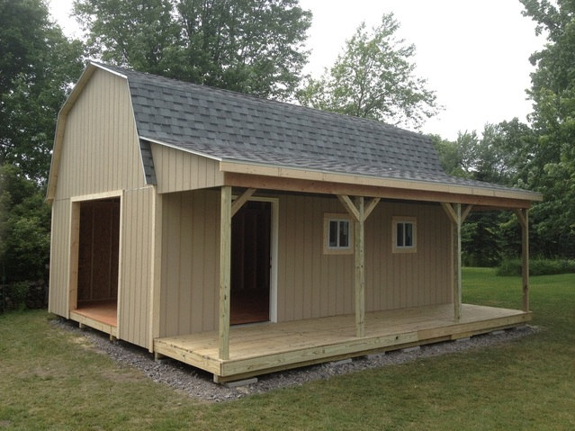 Woodworking 16 X 24 Barn Shed Plans Plans Pdf Download & 16 X 24 Storage Shed - Listitdallas